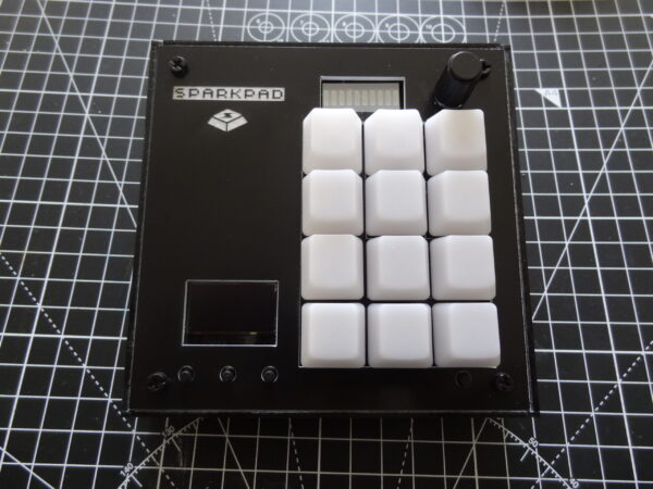 Sparkpad standard case
